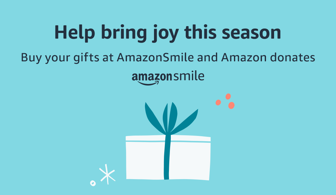 Amazon Smiles promotion banner